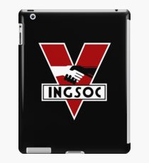 INGSOC - 1984 MOVIE iPad Case/Skin