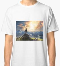 Legend of Zelda : Breath of the Wild Art Classic T-Shirt