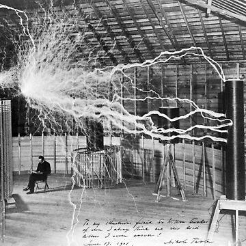 nikola testa lightning by alphaville