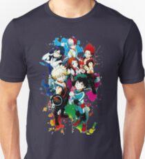 Boku no hero Unisex T-Shirt