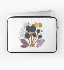 Fall Seed Pod Bouquet Laptop Sleeve