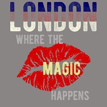 London Wedding Magic happens by Flaudermoon