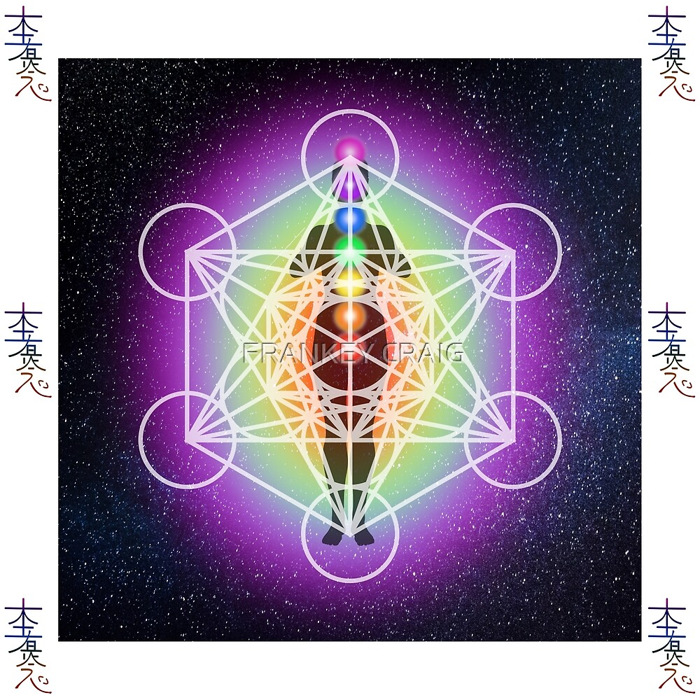 REIKI Crystal Grid  by FRANKEY CRAIG
