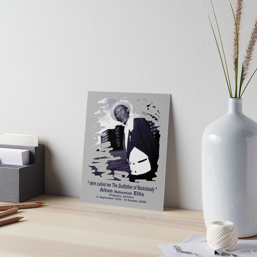 The Godfather of Rocksteady by Jeannine Despins