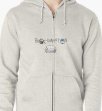 Brockhampton Saturation I/II/III Zipped Hoodie