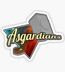 Asgardians Sticker