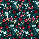 The Midnight Garden II by RIZA PEKER