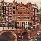 Amsterdam - Oud Mokum by John Nutley
