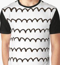 Hand drawn seamless pattern.  Graphic T-Shirt