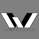WestWorld Old Logo by SkyPouikPouik