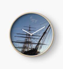 Cutty Sark Clock