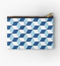 Cubes bleus Pochette