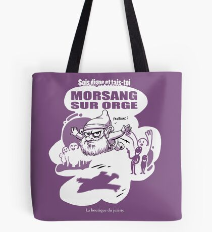 Morsang sur Orge Tote bag