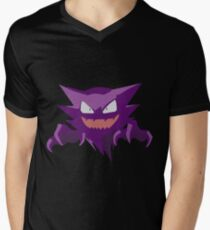 Haunter Pokemon Simple No Borders T-Shirt