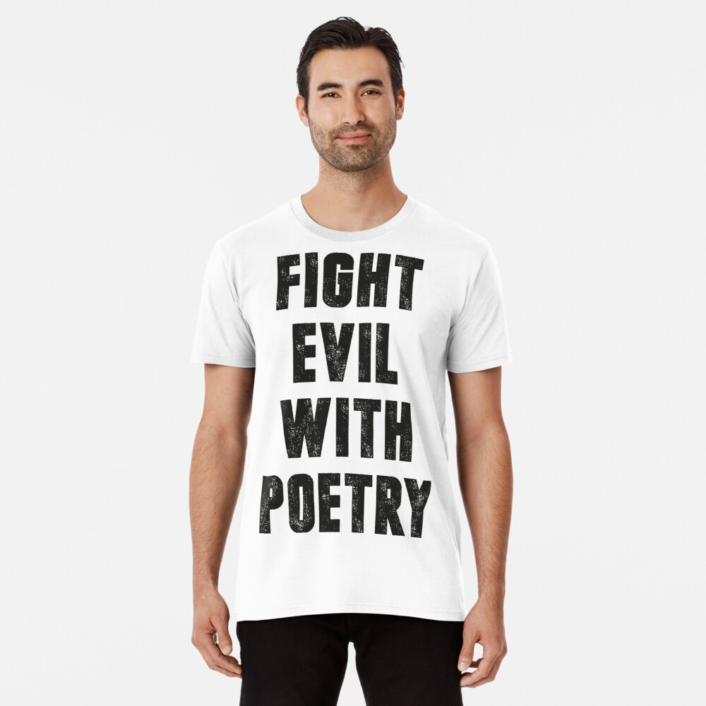 PROTEST - FEWP (BLACK) Premium T-Shirt