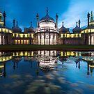 The Royal Pavilion in Brighton, England by Yen Baet