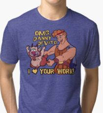I Love Your Work! Tri-blend T-Shirt
