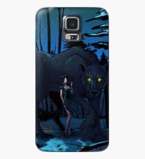 Cry, Wolf Hülle & Klebefolie für Samsung Galaxy