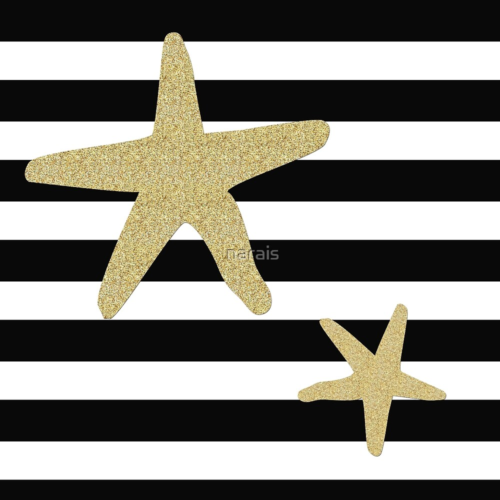 STAR FISHES  by narais