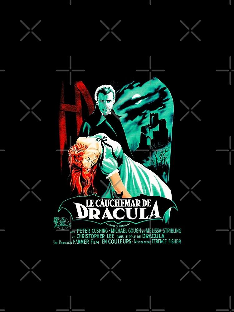 Dracula - Scary Movies by Black---Rainbow