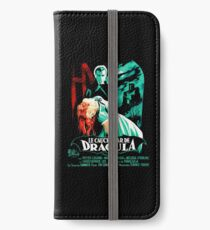 Dracula - Scary Movies iPhone Wallet/Case/Skin