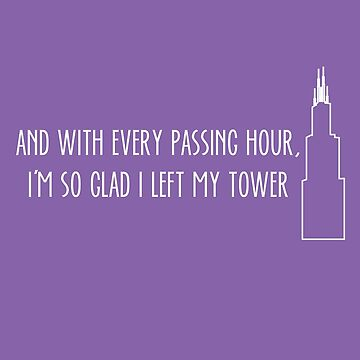 So Glad I Left My Tower - Chicago by ShoeboxMemories