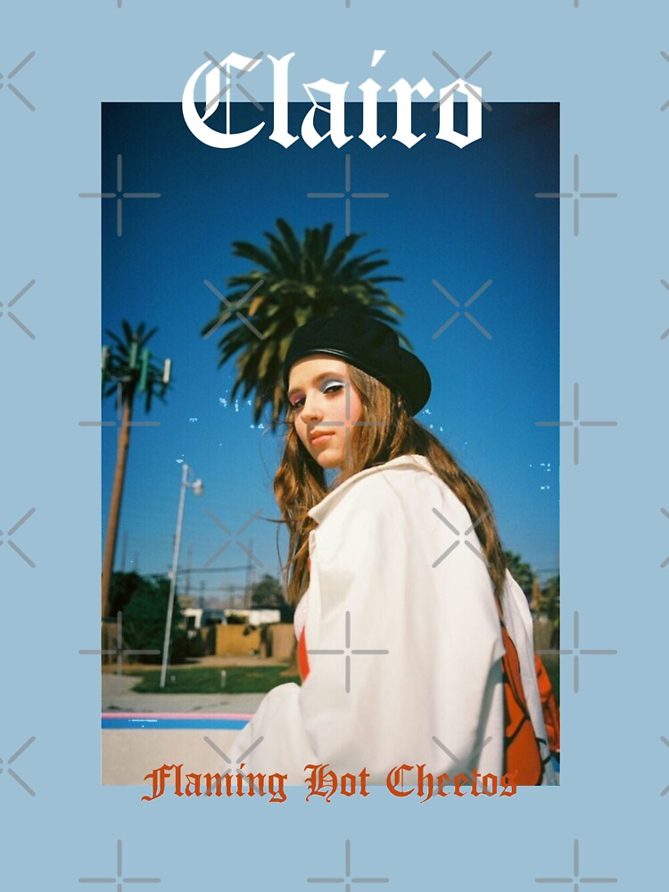 Clairo - Flaming HOT Cheetos by Haydenbefort