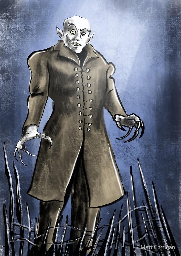 Nosferatu by Matt Corrigan