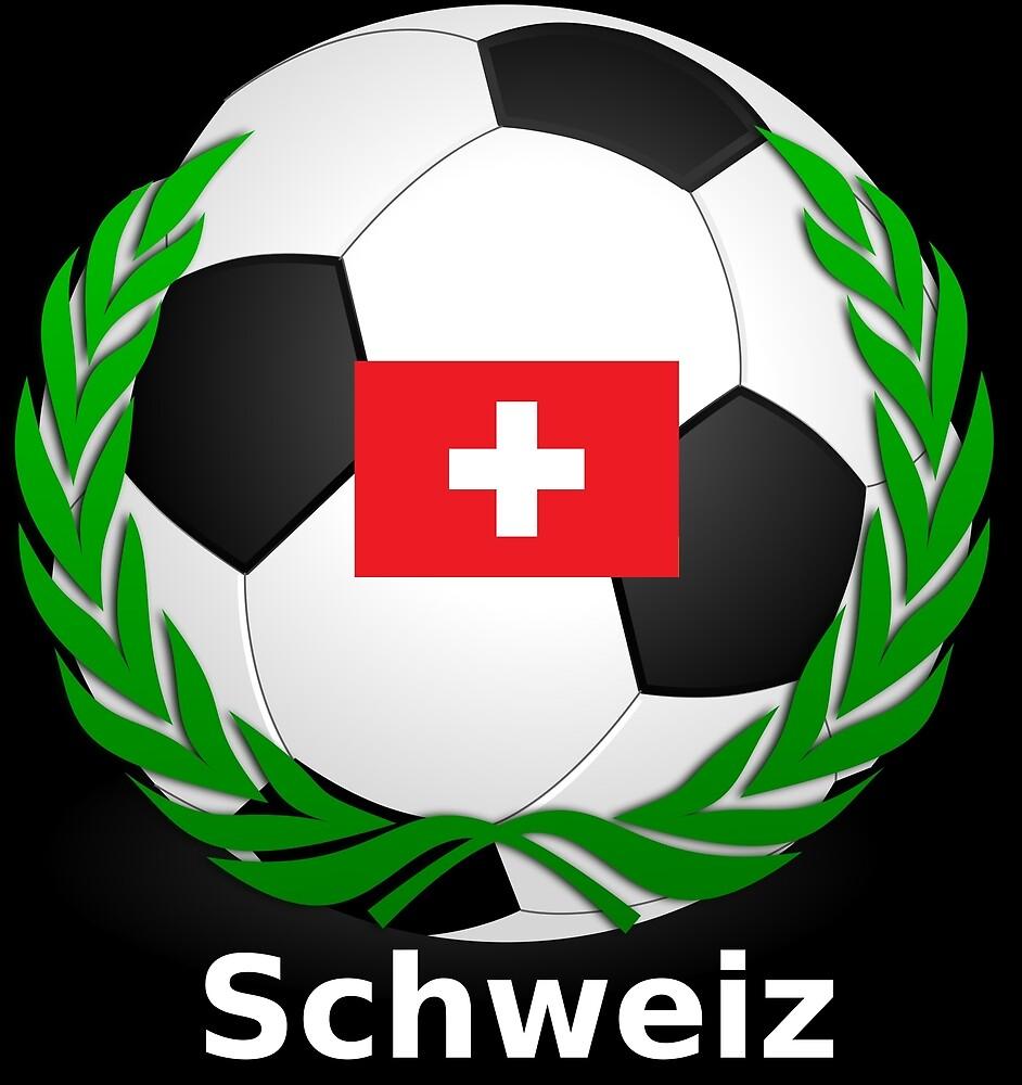 Soccer Switzerland 2018 by FabianBendun
