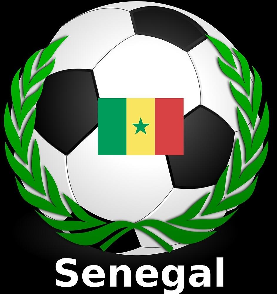 Soccer Senegal 2018 by FabianBendun