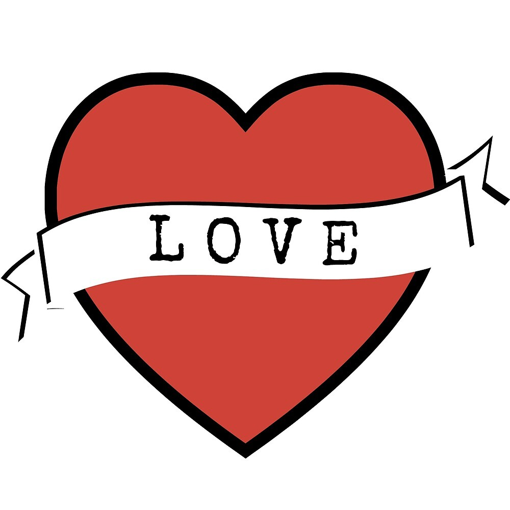 Heart Wrapped in Love by SRDryja
