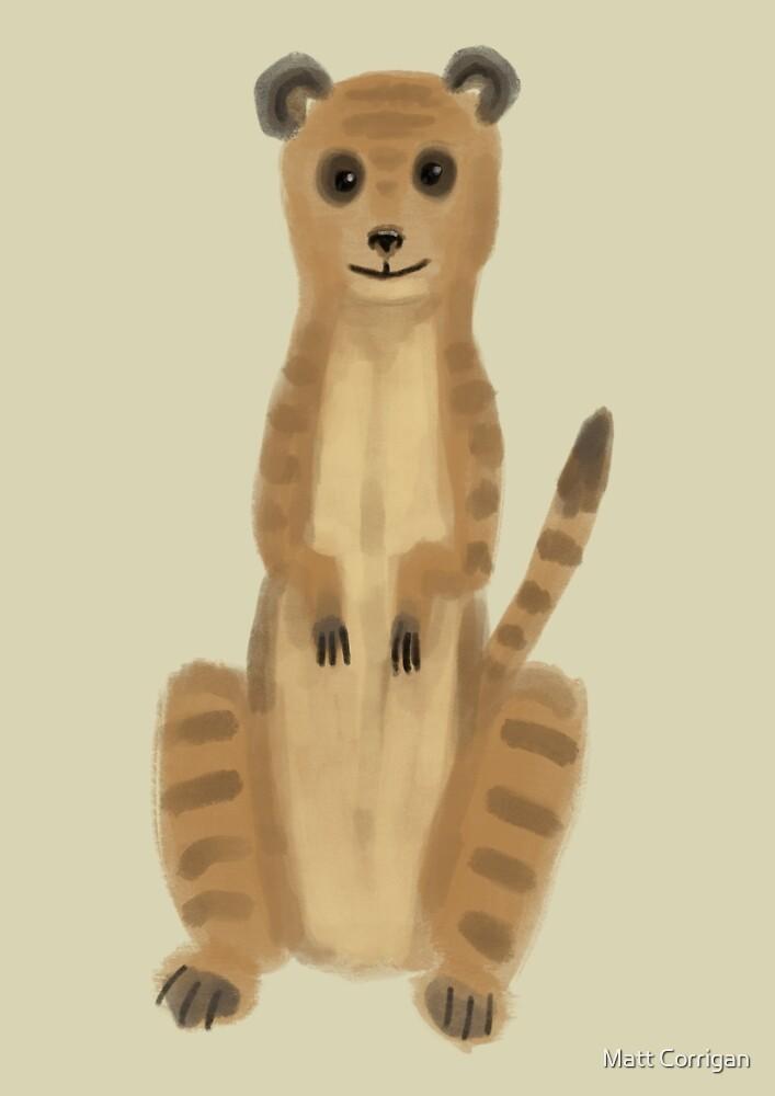 Meerkat by Matt Corrigan