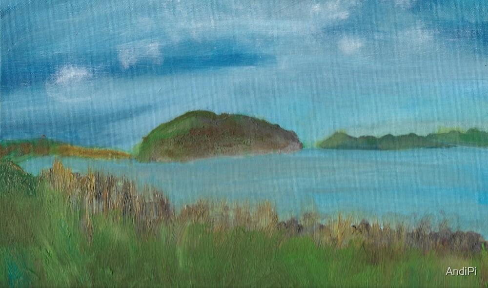 Davaar Island 2.0 by AndiPi