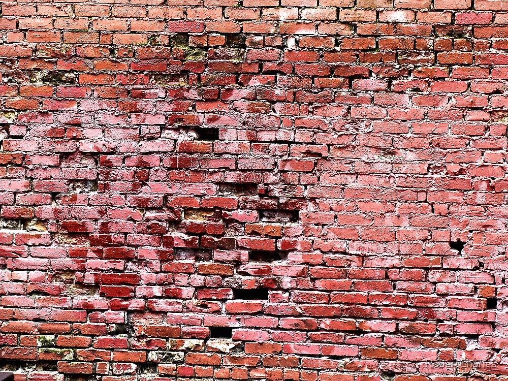 Another Brick in the Wall by RobertCharles