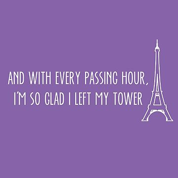 So Glad I Left My Tower - Paris by ShoeboxMemories