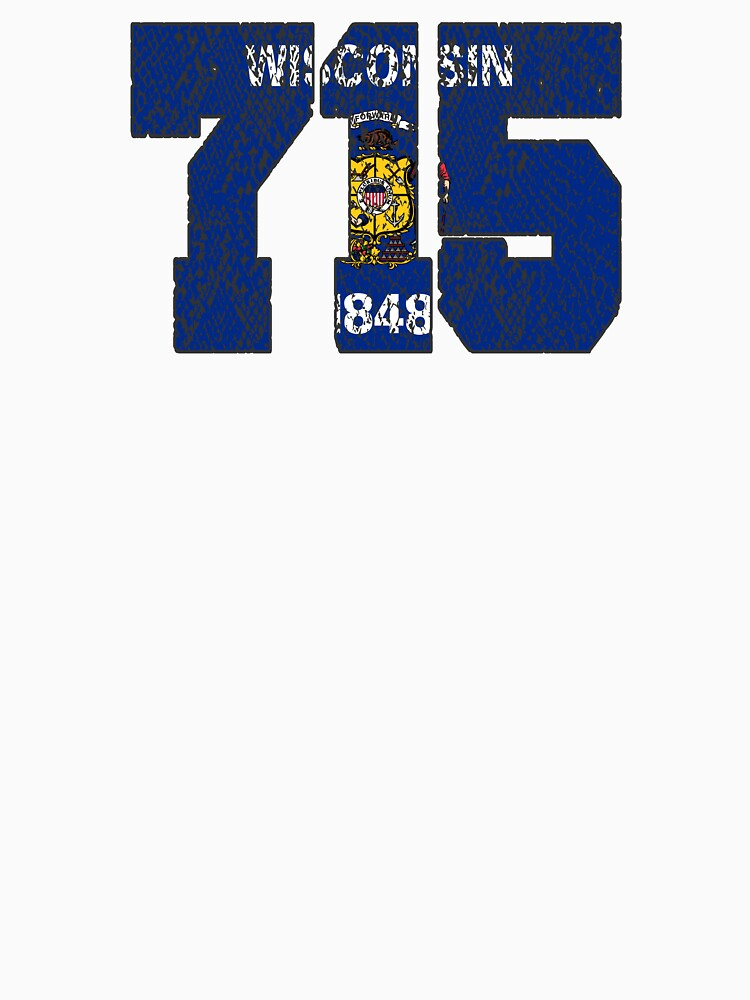 ALWAYS REPPIN' THE 715 by NotYourDesign