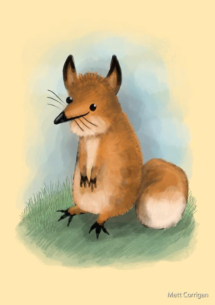 Fox illustration by Matt Corrigan