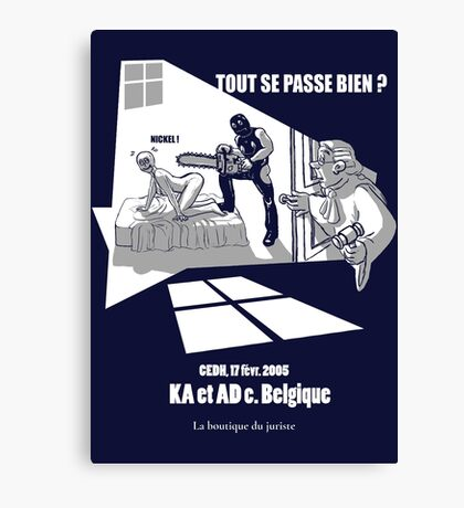 KA & AD Impression sur toile