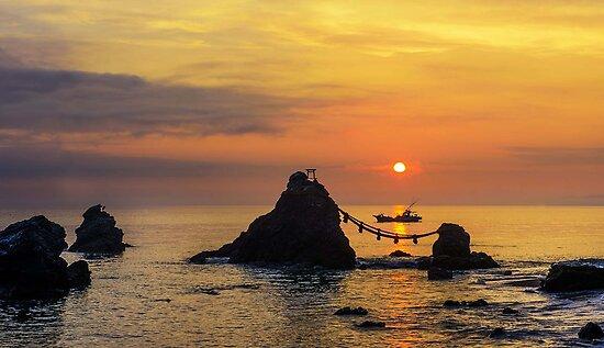 Sunrise on the Beach by SoniaTPM