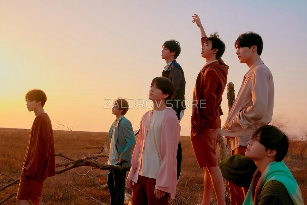 BTS - LOVE YOURSELF 轉 'Tear' Concept Photo 'Y' Version by BTS STORE