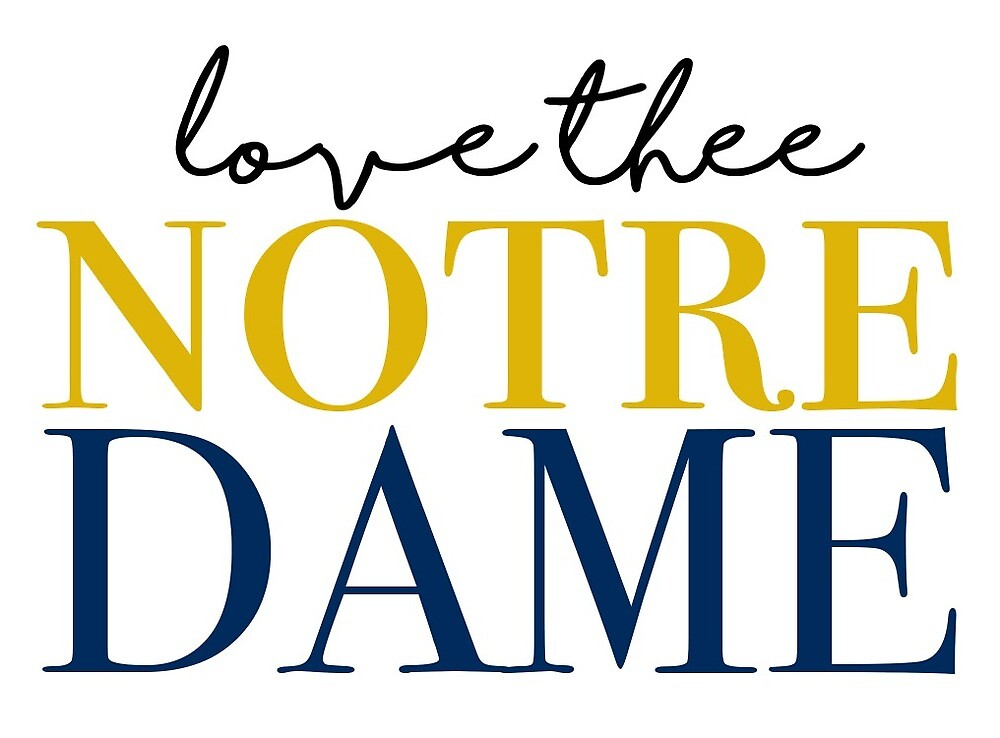 love thee notre dame by TeLa VISION