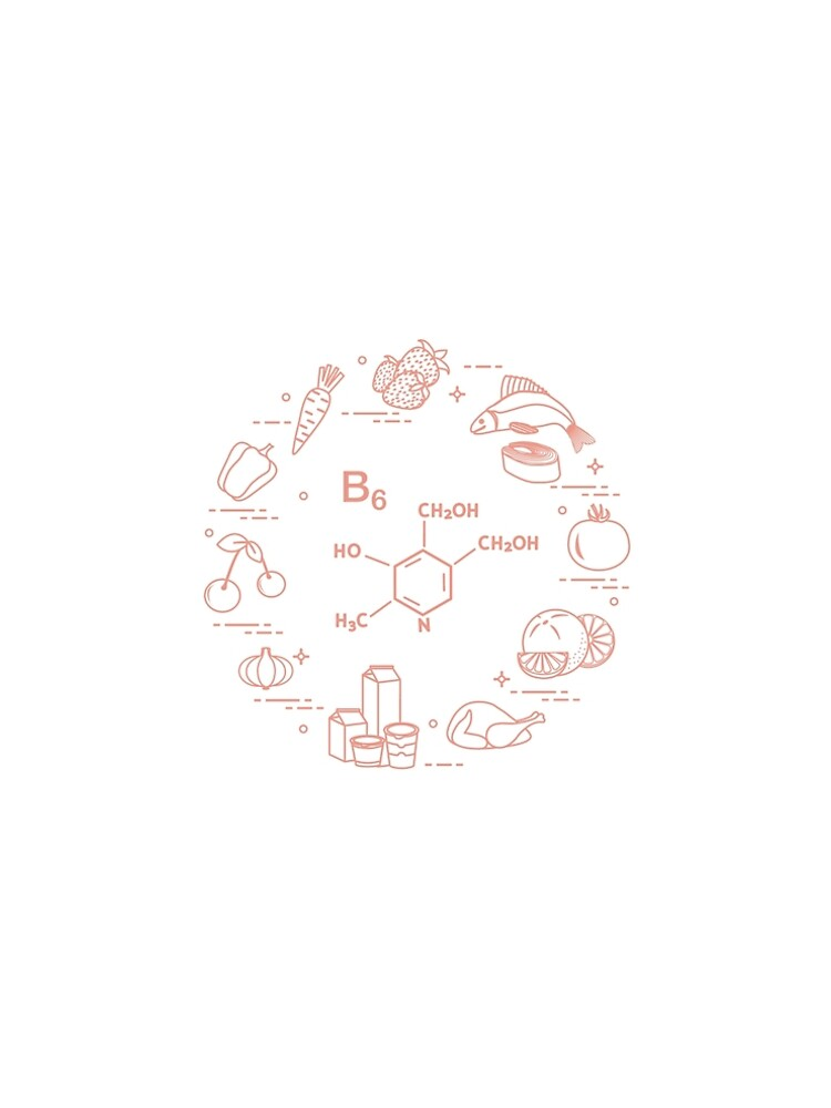 Foods rich in vitamin B6. by aquamarine-p