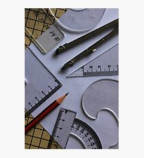 Shapes and Angles Photographic Print