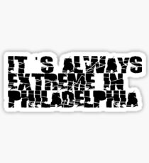 Always Extreme in Philly - ECW! Sticker