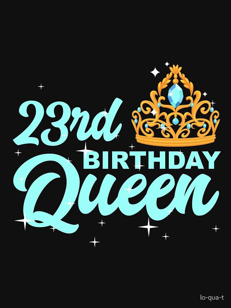 Birthday Queen 23 by lo-qua-t