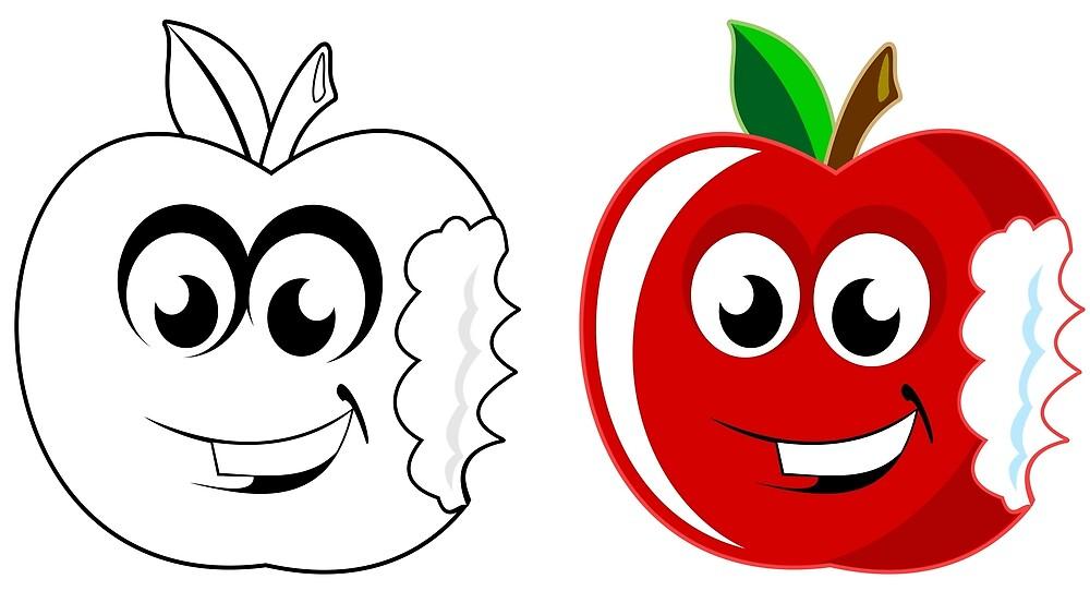 Apple gift idea by haads