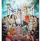 « L'apothéose d'Emmanuel » par le-grom