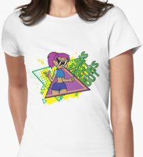 Summer Enid Women's Fitted T-Shirt