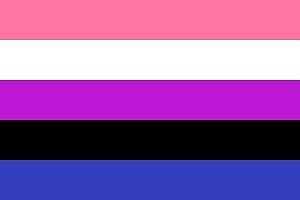 Genderfluid Pride Flag LGBT by laurabees31