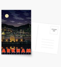 Greetings From Arkham, Mass Postcards